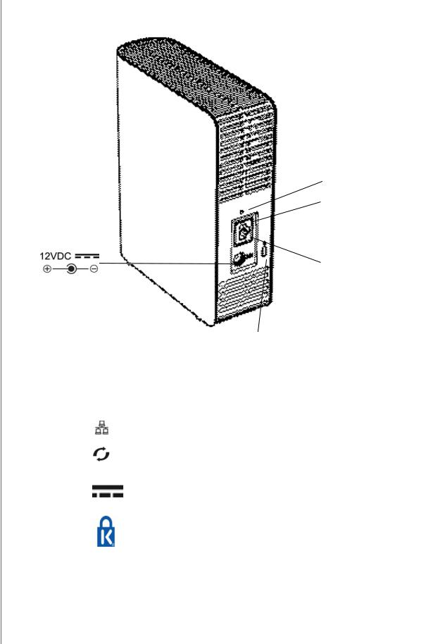 Western Digital WDBACG0030HCH, My Book Live User Manual