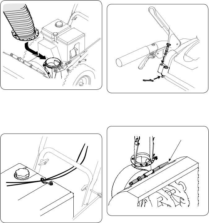 Troy-Bilt Polar Blast 3310 Snow Thrower User Manual