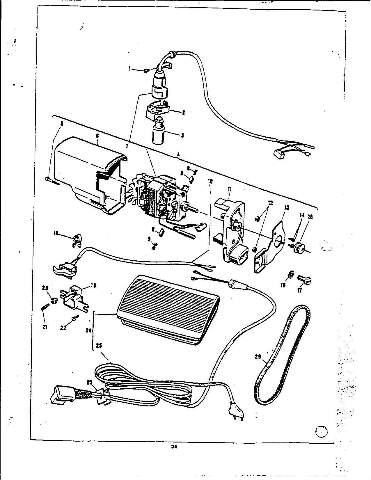 Singer Merritt 8834, meritt 8734 User Manual
