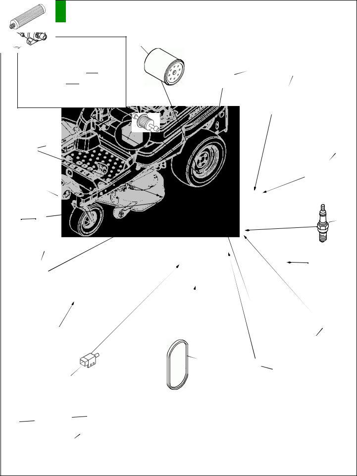 John Deere Z720A User Manual