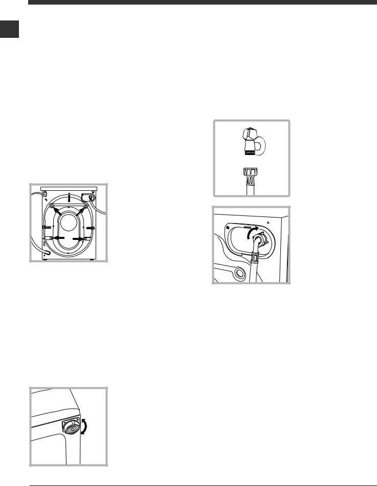 Indesit IWE81281 UK User Manual