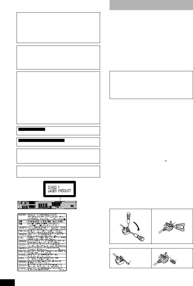 Panasonic DIGA DMR-ES15 User Manual