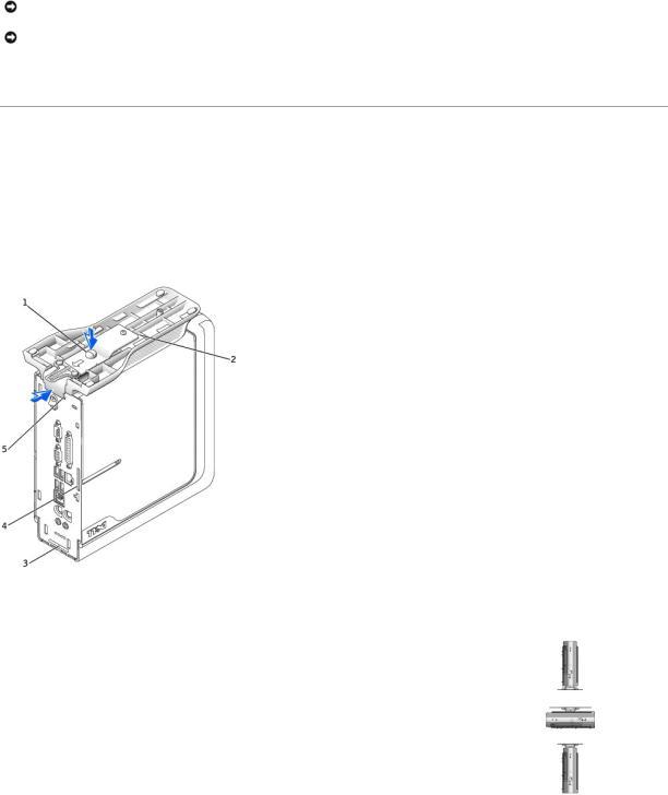 Dell SX260, OptiPlex SX260 User Manual