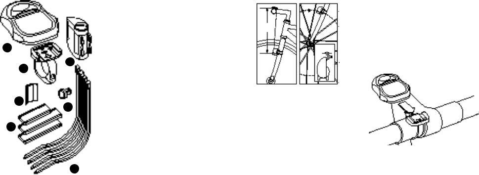 Specialized Speedzone Pro Cyclocomputer User Manual