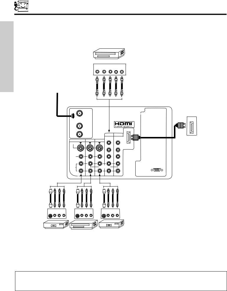 Hitachi 50V525E, 60V525E Operating Instruction