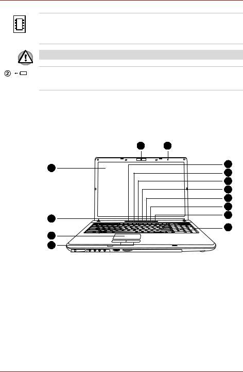 Toshiba P200 Series User Manual