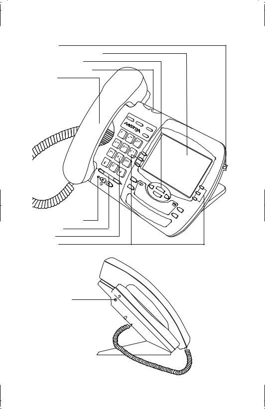 Aastra 470 User Manual
