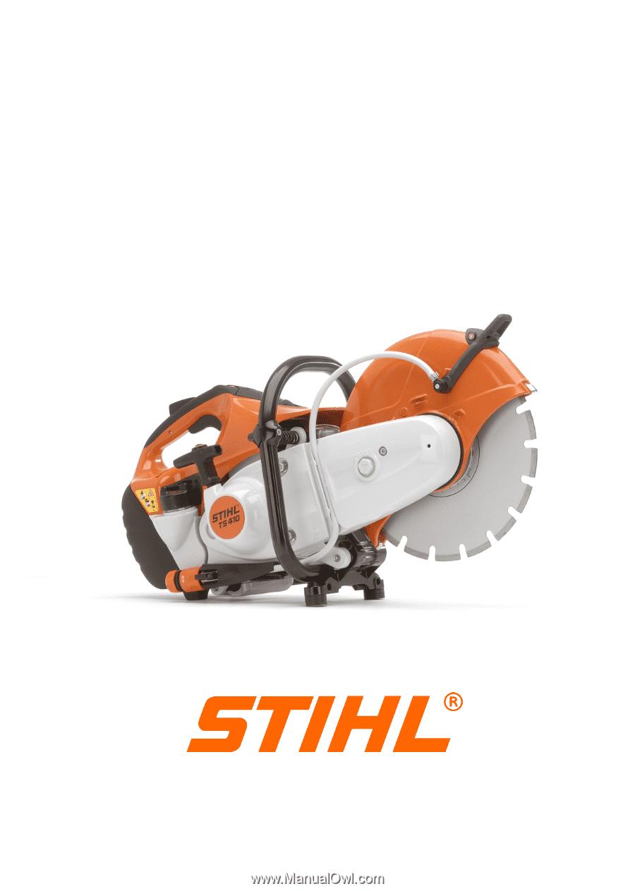 Ts420 Parts : ts420, parts, Stihl, STIHL, Cutquik, Parts