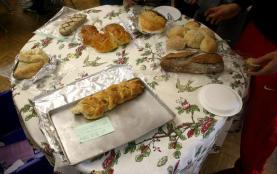 The regional breads had names such as Pain vaudois de Savoie, Pain Marguerite d'Ardche, and Pain Tordu du Midi-Pyrnes