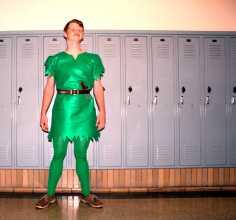 "Dalen Jones (11, MST): PETER PAN ""It was my favorite childhood movie."""