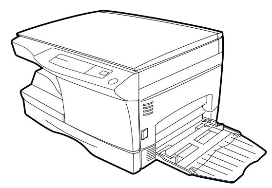 Sharp AL-1000 / AL-1010. Service Manual. Parts Guide