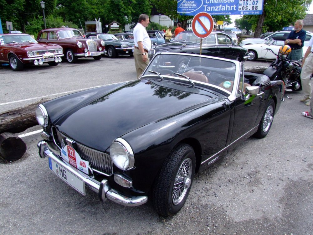 medium resolution of mg midget
