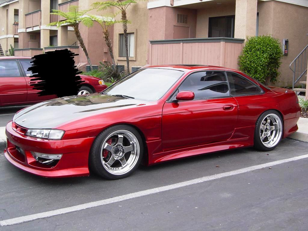 hight resolution of nissan 240 sx