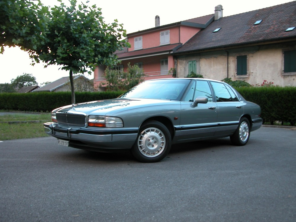 medium resolution of buick park avenue