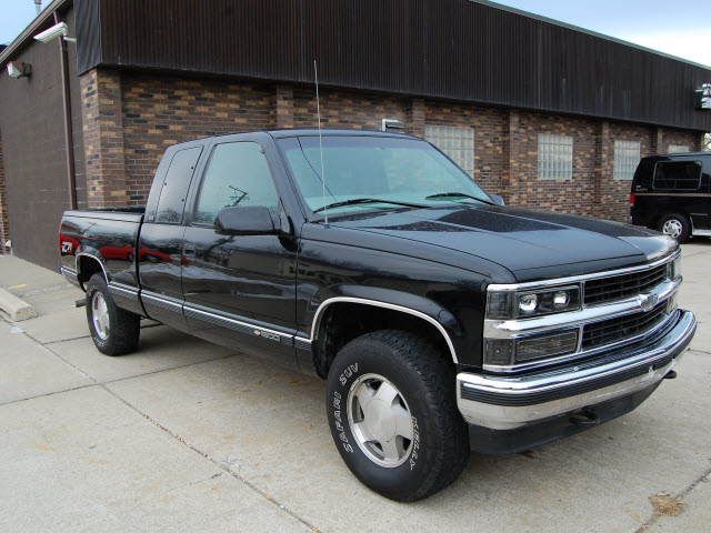 1996 Chevy Z71 4x4 Service Manual