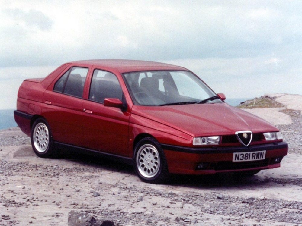 medium resolution of alfa romeo alfa 155