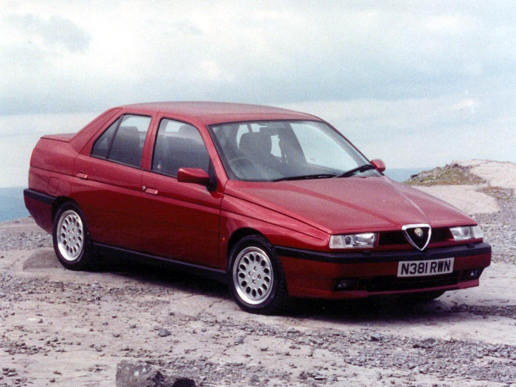 hight resolution of alfa romeo alfa 155