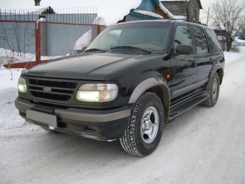 hight resolution of ford explorer