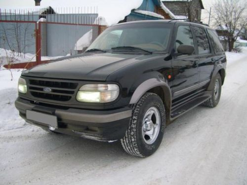small resolution of ford explorer