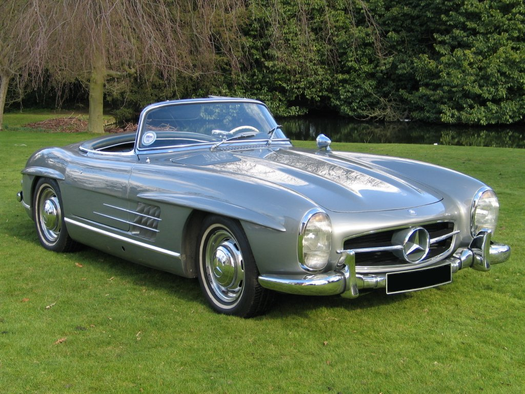 hight resolution of mercedes 300