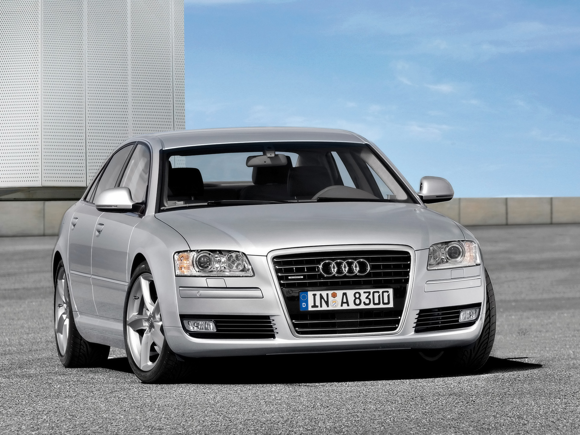 hight resolution of audi a8