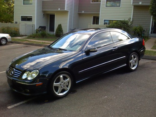 small resolution of mercedes clk 500