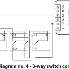 Wiring Diagram For 3 Way Switch With 4 Lights Where Are Your Appendix Located Dimmer 2 Light Controller Fibaro Manuals Smart
