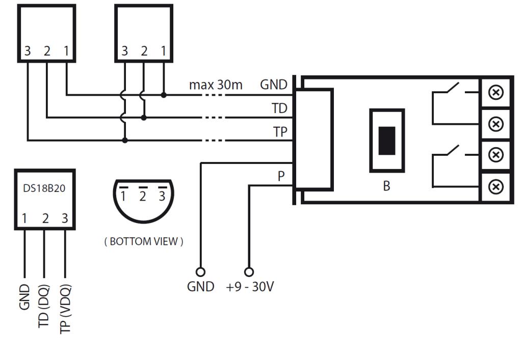 photo sensor switch wiring