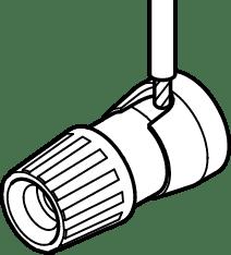Podłączenie głośników SR5011