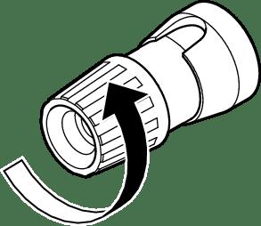 Speaker connection SR6009