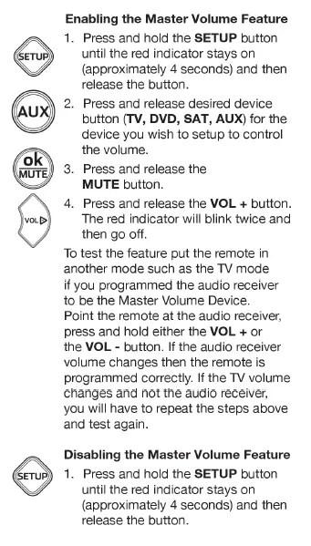 Onn Remote Setup : remote, setup, Universal, Remote, Manual, Codes, [ONB13AV004], Manuals+