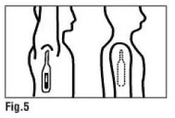 Vicks V900F/V901F Digital Thermometer Instruction Manual