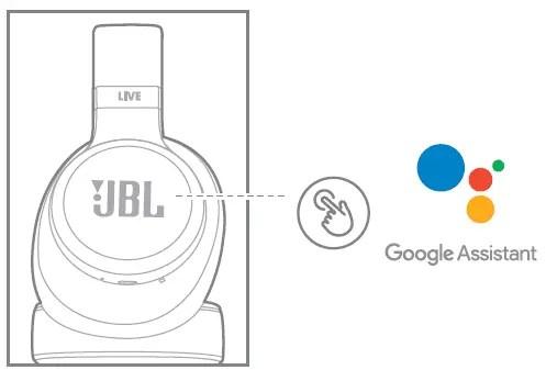 User Manual JBL Live 400 BT / Live 500 BT Headphones