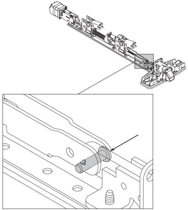 Von Duprin QEL 33A/35A & 98/99 Series Baseplate Conversion