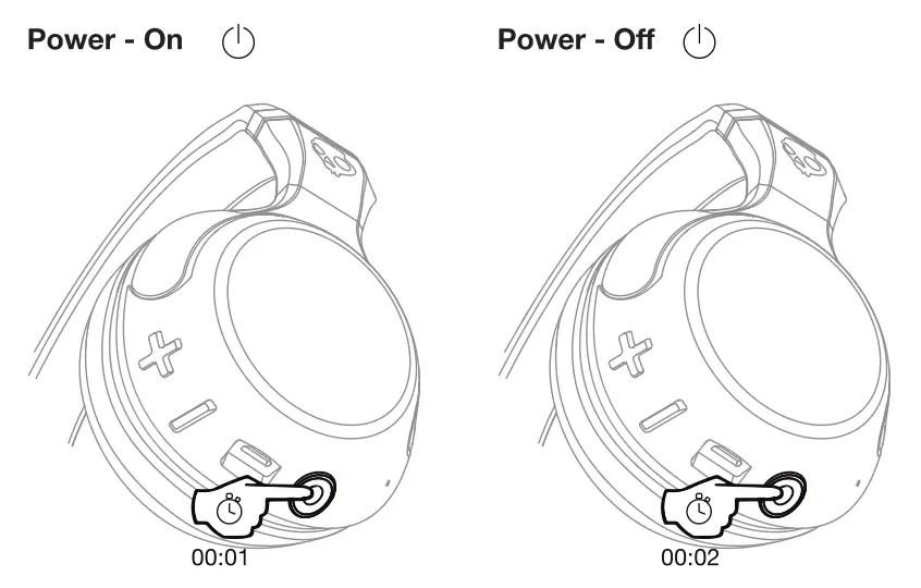 Pasted into Skullcandy Hesh 2 Headphones User Manual