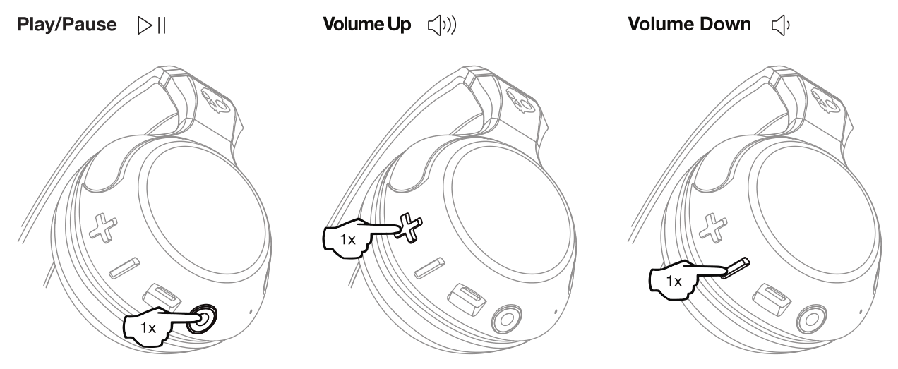 Pasted into Skullcandy Hesh 2 Headphones User Manual