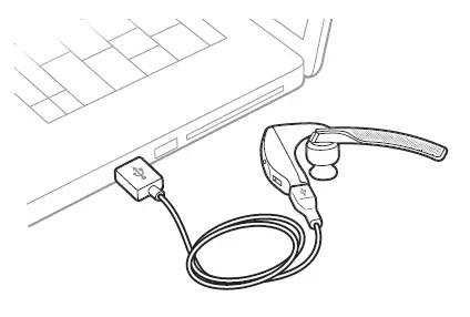 Plantronics Voyager 5200 Wireless Bluetooth Headset User