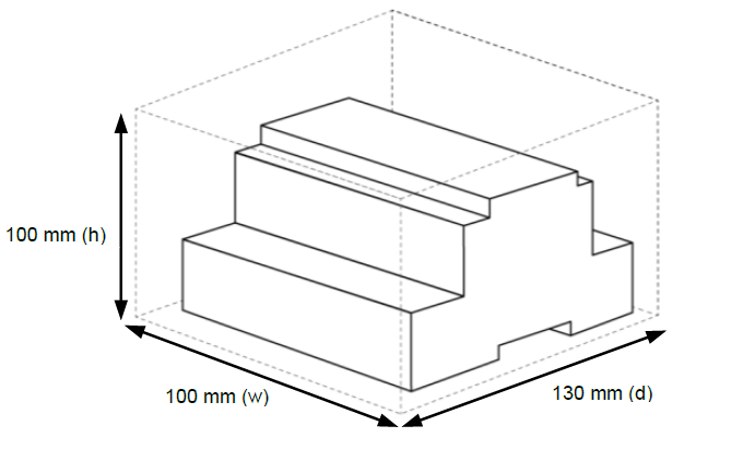 Intesis Modbus Server for Hisense Air Conditioning Gateway