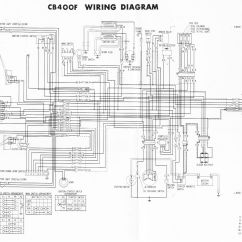 Honda Cb400 Vtec Wiring Diagram 1998 Chevy Cavalier Exhaust System Manuals Cb 350 750 Four Ig