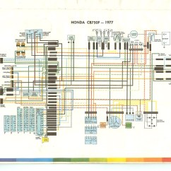 1976 Honda Cb750f Wiring Diagram Emergency Light Maintained Irg Lektionenderliebe De Rh Manuals Sohc4 Net 1975
