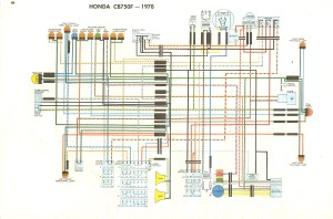 1974 Honda Cb 550 Wiring Diagram  Best site wiring harness