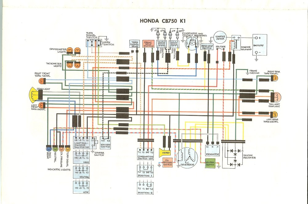 medium resolution of 1975 cb750 wiring diagram