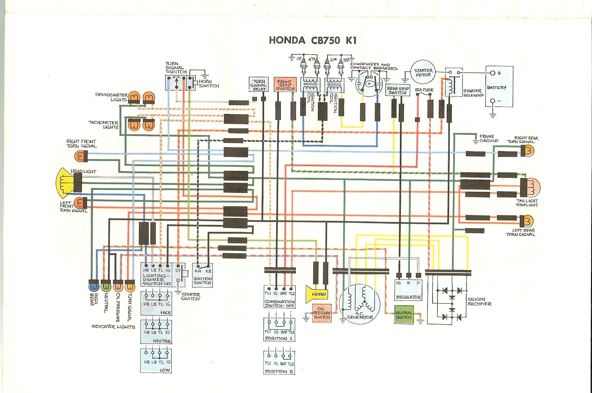 hight resolution of 1975 cb750 wiring diagram