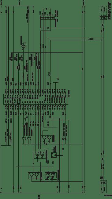 Elektrisches Schaltbild Auto