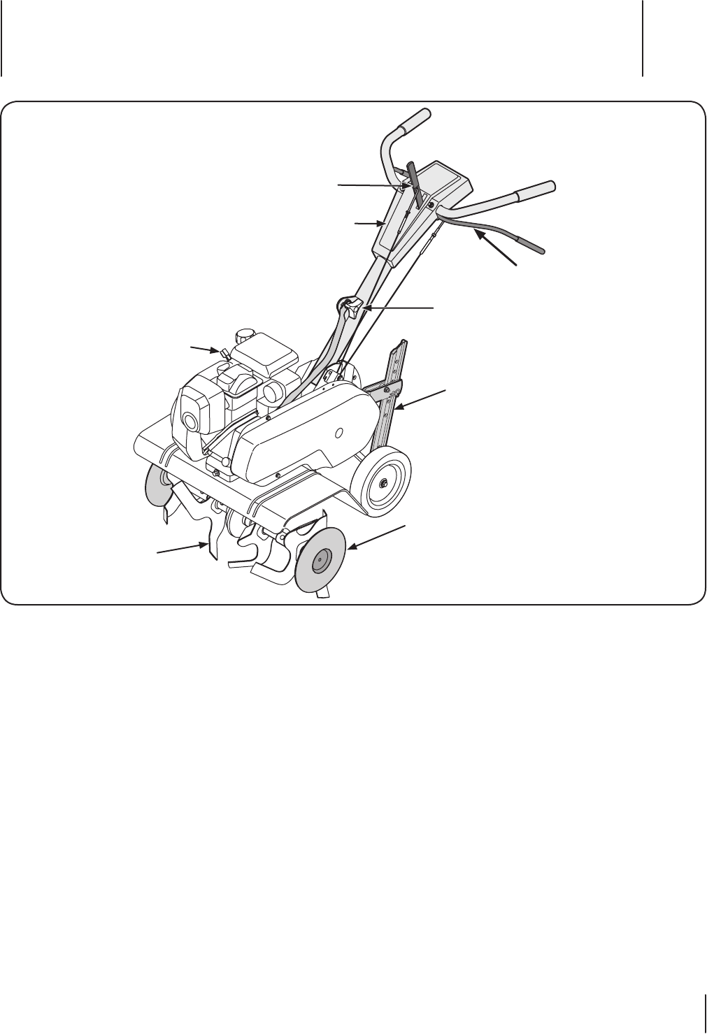 Cub Cadet Tiller FT 24 manual (page 9 of 40)