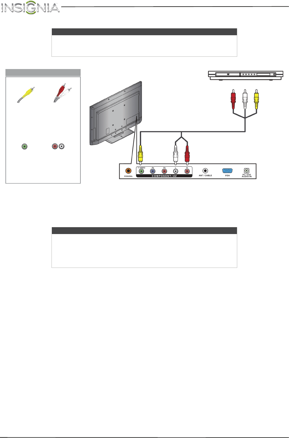 Insignia CRT Television NS-39D40SNA14 manual (page 26 of 80)
