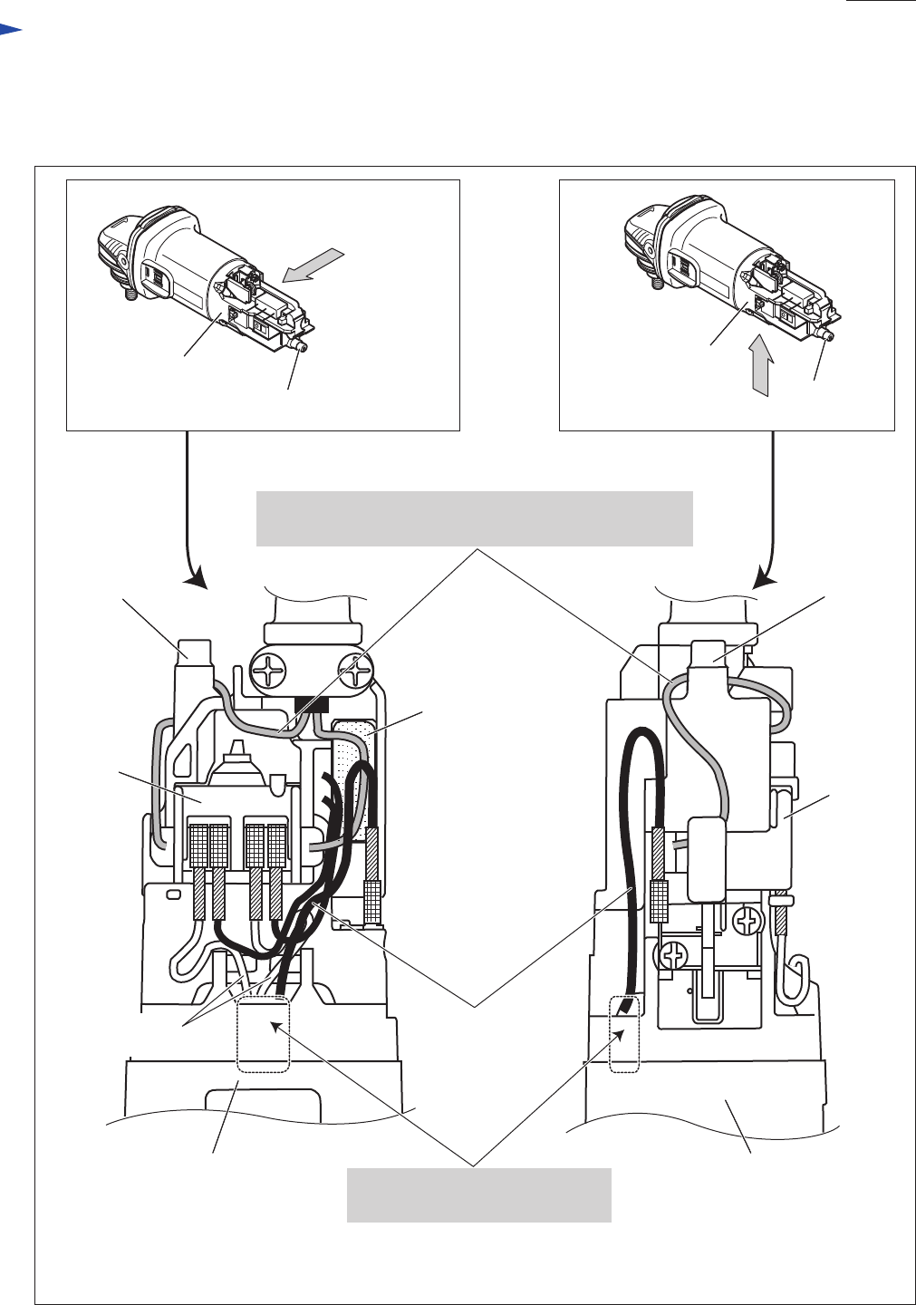Makita Grinder 9556HN manual (page 7 of 8)