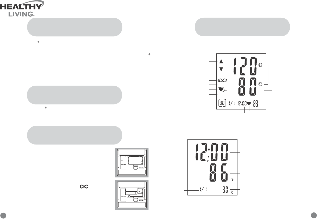 Samsung Blood Pressure Monitor BSP-4007 manual (page 9 of 34)