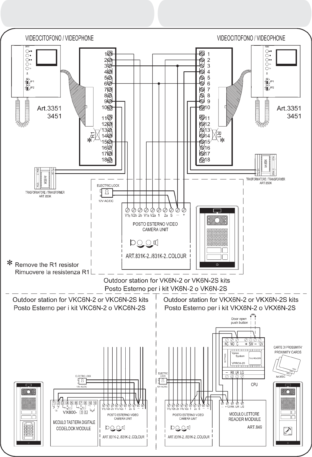 Videx Copier VK6N manual (page 10 of 12)
