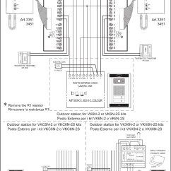Videx Door Entry Systems Wiring Diagram For Ignition Switch Copier Vk6n Manual Page 10 Of 12